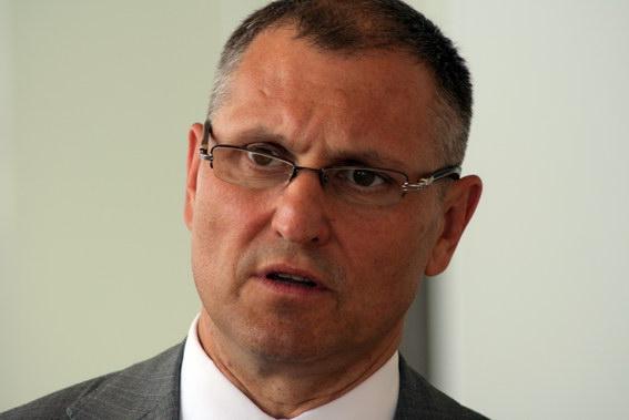 Евгений Елин, председатель комитета экономического развития, промышленной политики и торговли