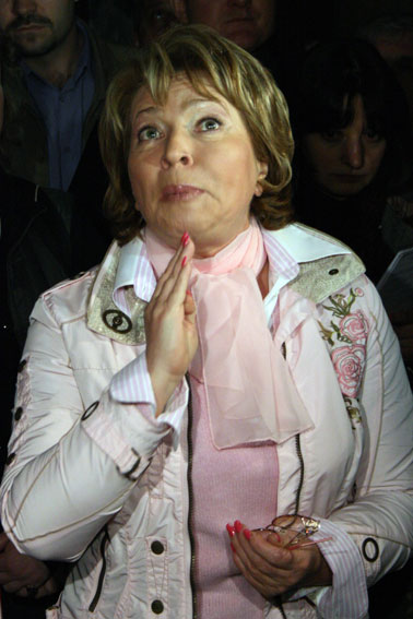 Матвиенко Валентина Ивановна, спикер Совета Федерации РФ