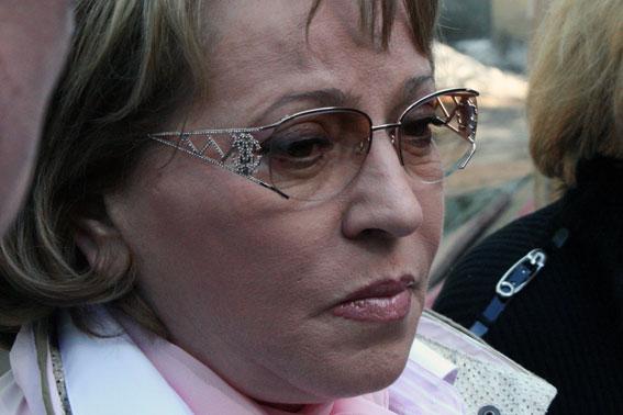 Валентина Матвиенко, спикер Совета Федерации РФ