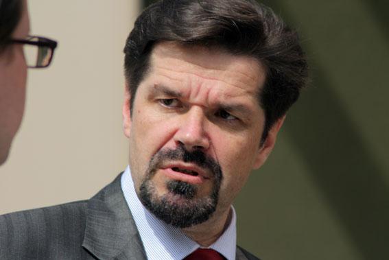 Пахоруков Игорь Павлович, глава администрации Пушкинского района Санкт-Петербурга