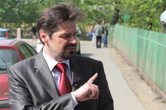 Игорь Пахоруков, глава администрации Пушкинского района Санкт-Петербурга
