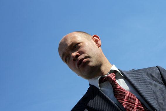 Семененко Вячеслав Васильевич, председатель комитета по строительству администрации Санкт-Петербурга