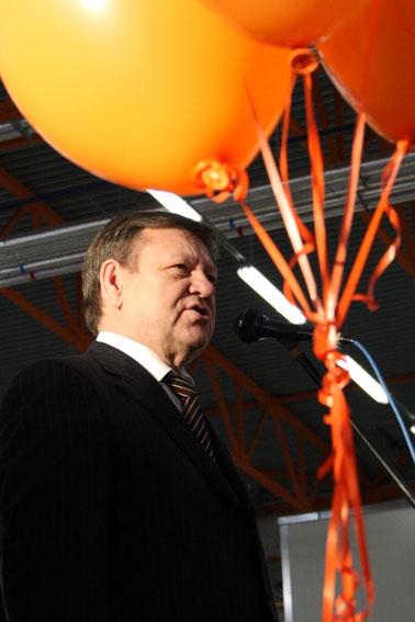Сердюков Валерий Павлович, губернатор Ленинградской области