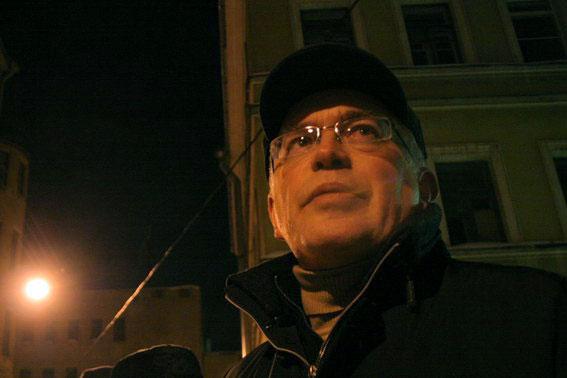 Сергеев Алексей Иванович, вице-губернатор Санкт-Петербурга