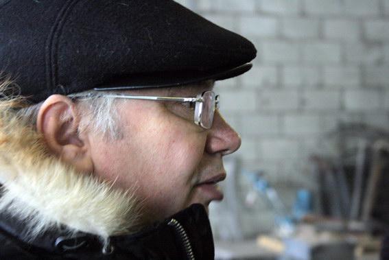 Тимофеев Владимир Николаевич, директор Государственного музея городской скульптуры
