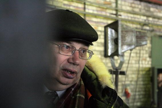 Владимир Тимофеев, директор Государственного музея городской скульптуры