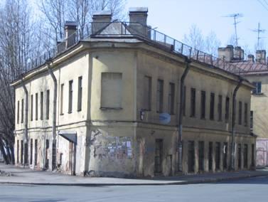 Центральный район, улица Караванная, здания и